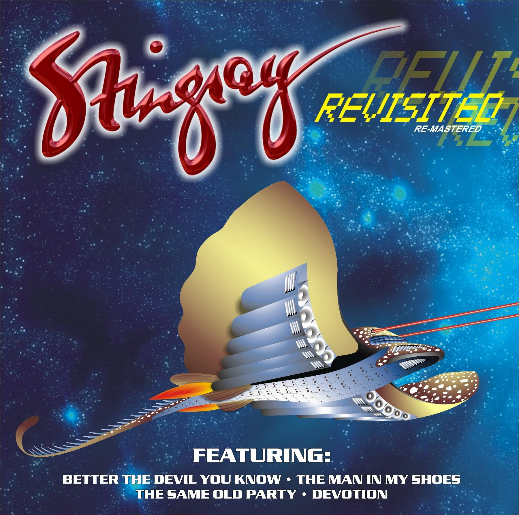 "STINGRAY ""Revisted"""