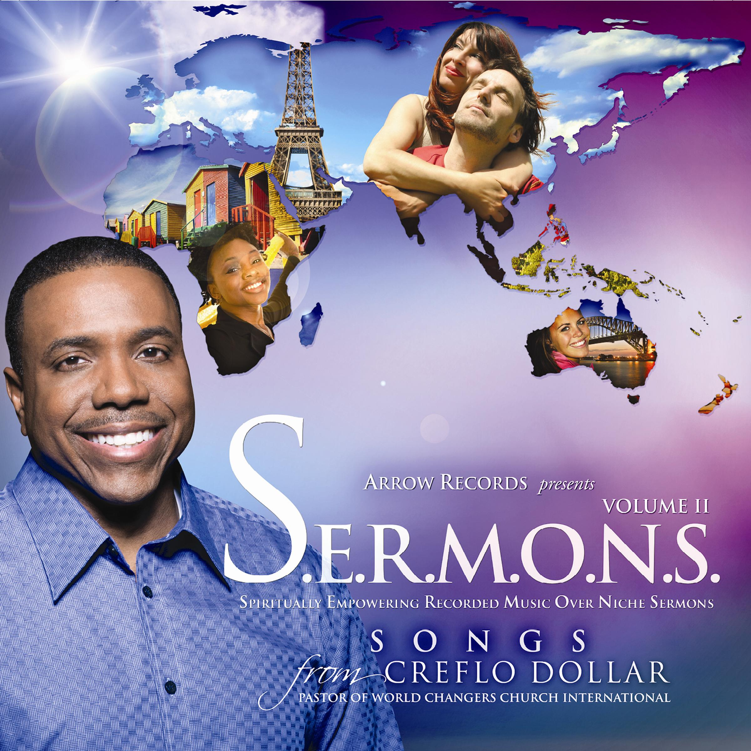 "Creflo Dollar ""Sermons Vol II"""