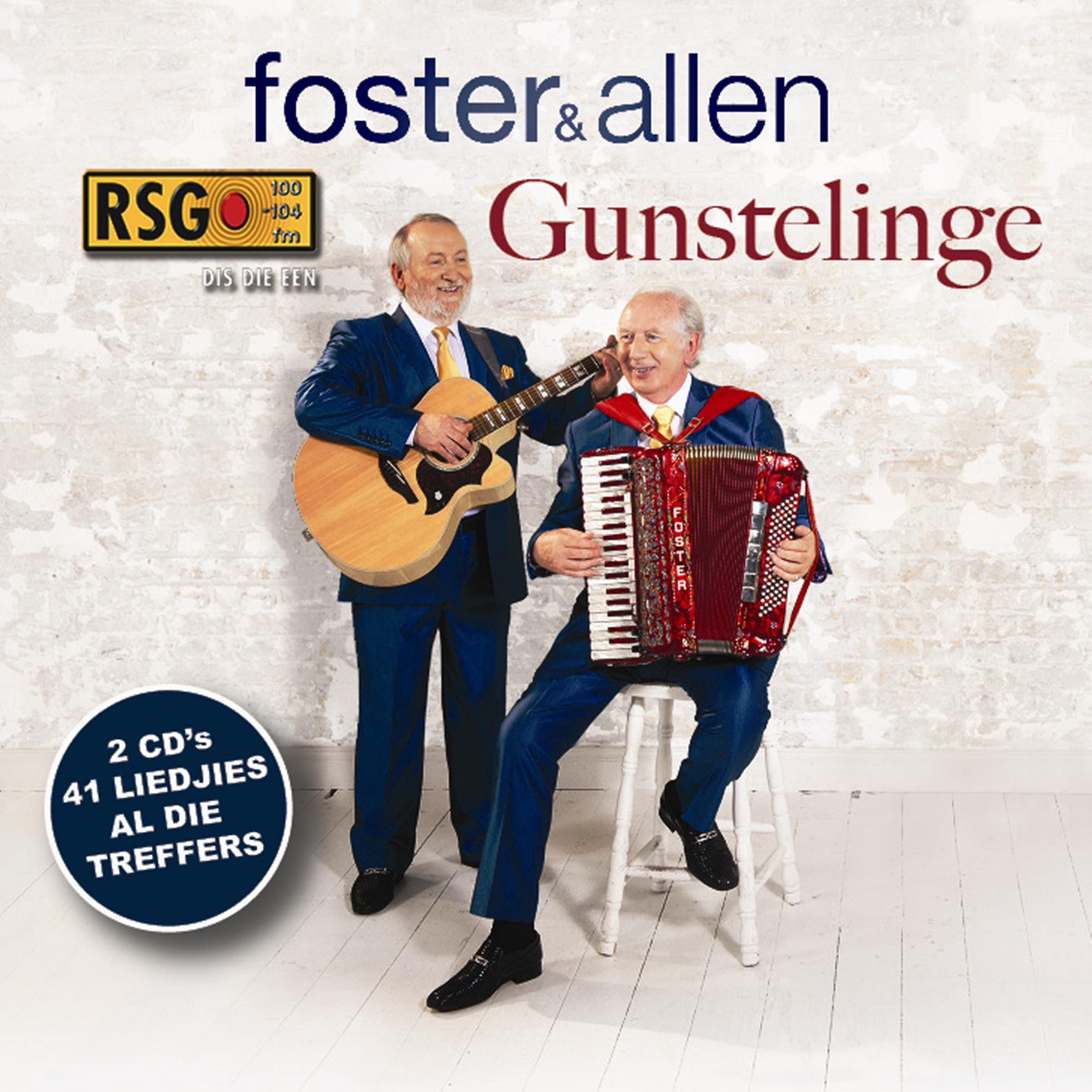 "Foster & Allen ""Gunstelinge"""
