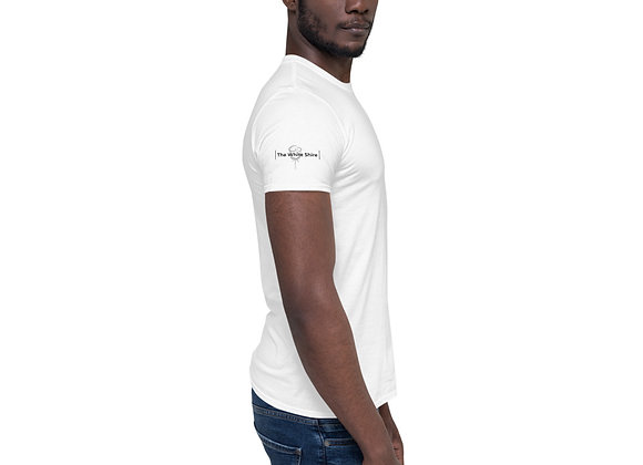 Short-Sleeve Unisex T-Shirt, Logo on both arms