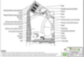 3, Garden design, layout plan, Wakefield
