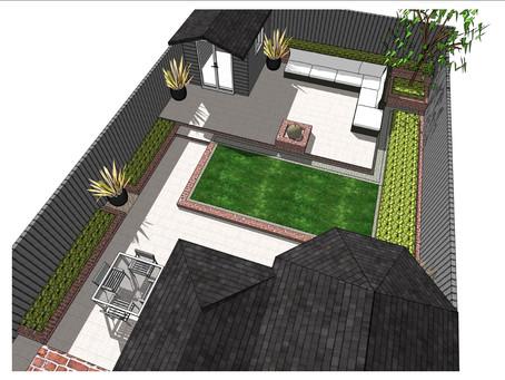 Landscape design, Knottingley