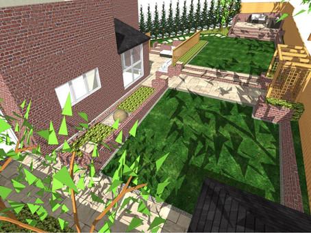 Landscape design in Wakefield