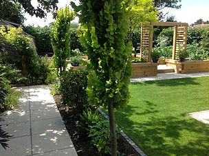 Landscape design, Ackworth, Pontefract, West Yorkshire