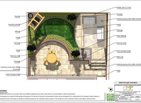 Garden Design, Pontefract