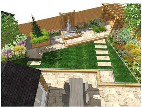 Garden design-South Kirkby