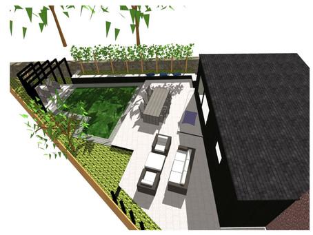Garden design, Stanley, Wakefield