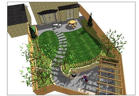 5,Garden designer Wakefield.JPG
