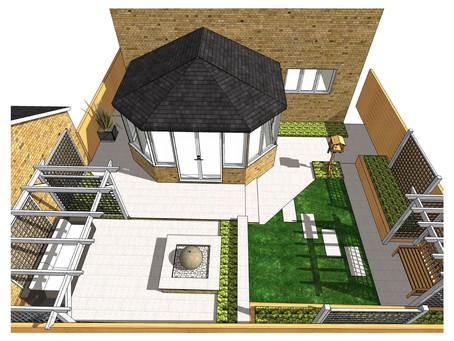 Garden design, Wakefield