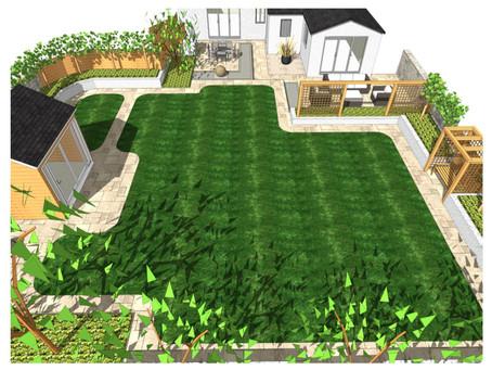 Landscape design, Darrington