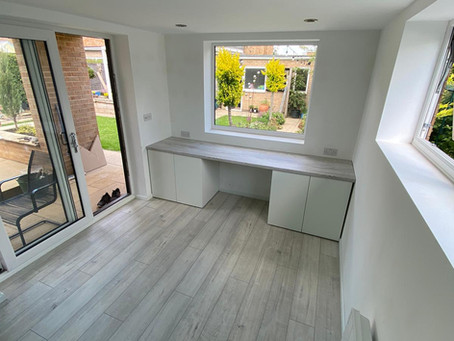 Outdoor Office in Ackwoth, Pontefract