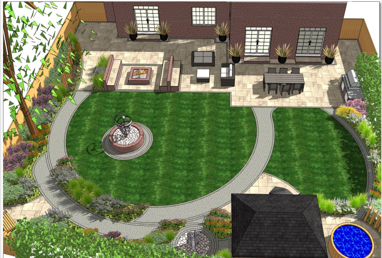 Landscaep designer Wakfield