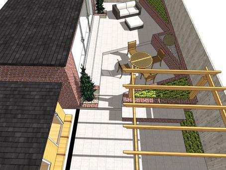 Garden design Wakefield