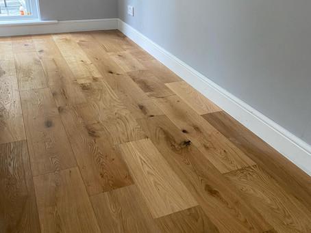 Oak flooring, Leeds.