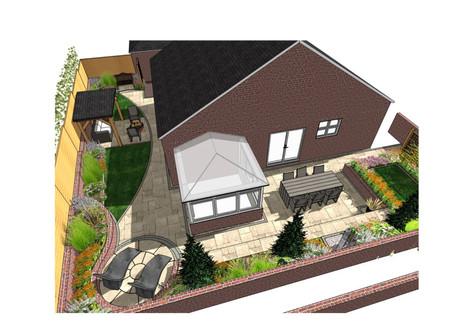 Landscape design, Castleford
