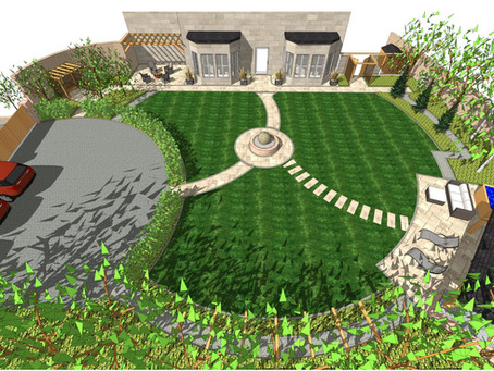 Landscape design, Featherstone