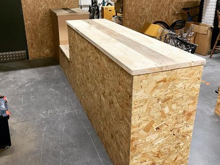 Coffee bar 2nd fix Leeds