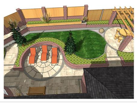 Landscape design in Darrington