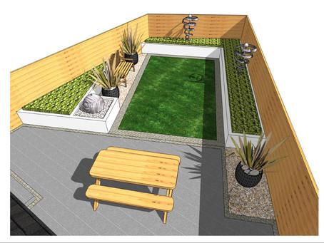 Garden design, Carlton