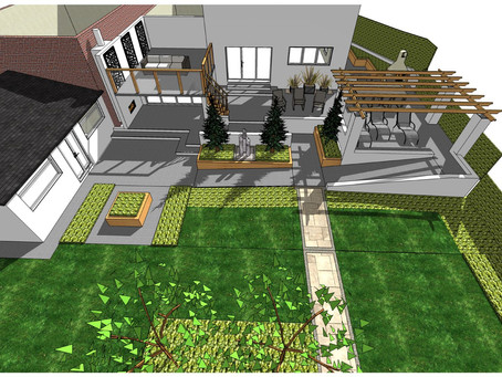 Landscape design Wakefield