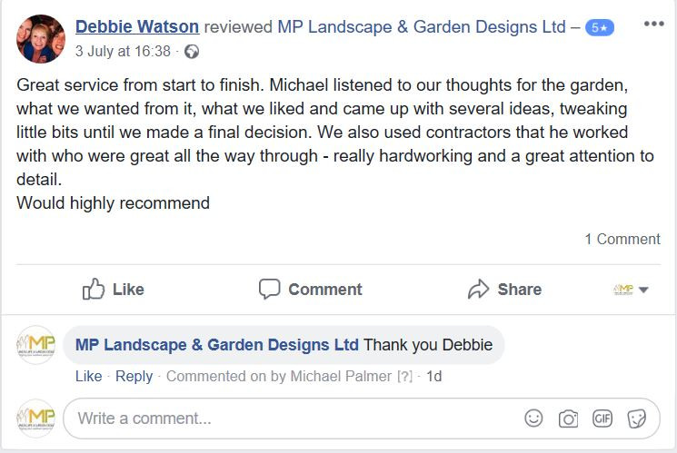 Landscape design and construcrion Wakefield