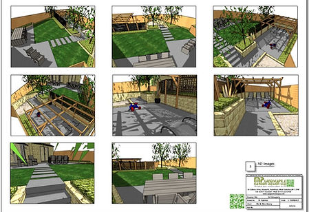 4, Concept plan-1, 3D images for a new b