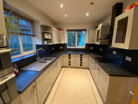 Kitchen refit in Cookridge Leeds