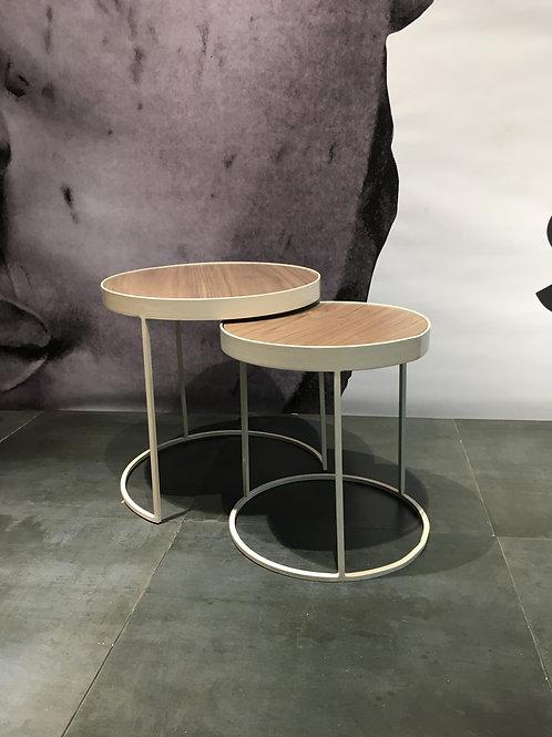 Круглые кофейные столики