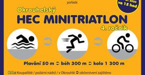 OKROUHELSKÝ HEC MINITRIATLON