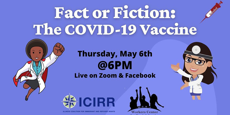 Fact or Fiction: The COVID-19 Vaccine