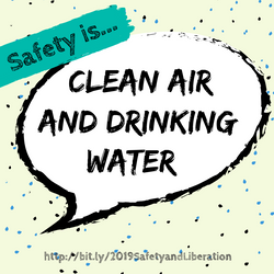 Safety Is Clean Water