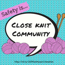 Safety is Close Knit Community