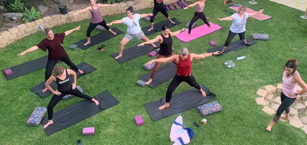 Wellness Weekend Retreat
