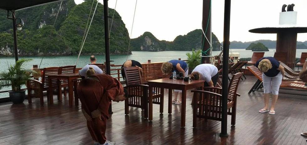 Halong Bay Ladies Trip