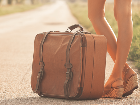 A WOMAN'S ESSENTIAL PACKING LIST