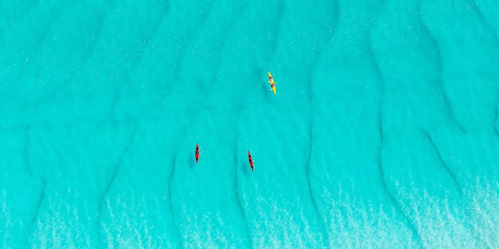 Sea Kayaking Expedition + Luxury Island Rejuvenation