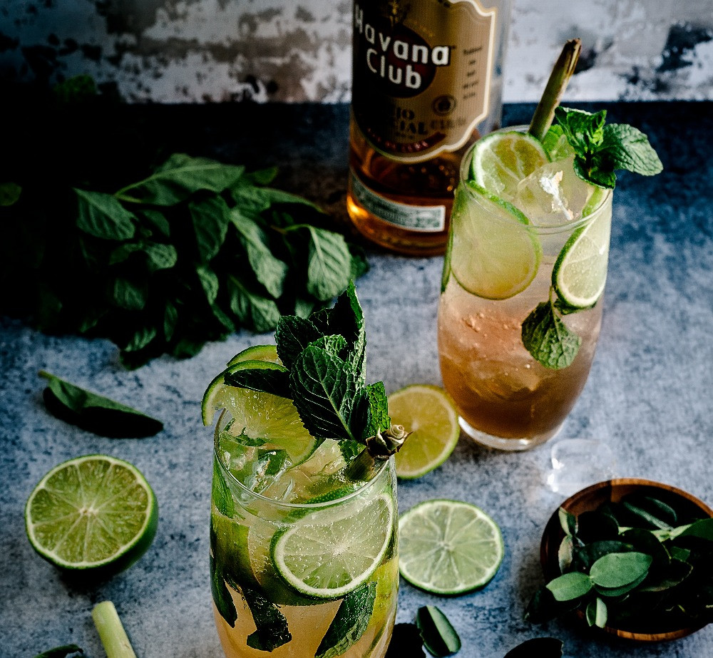 THE BEST MOJITOS