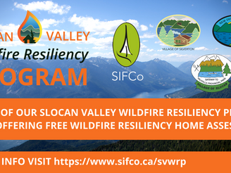 FREE WILDFIRE RESILIENCY HOME ASSESSMENTS