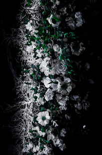 live flower art @okinawa