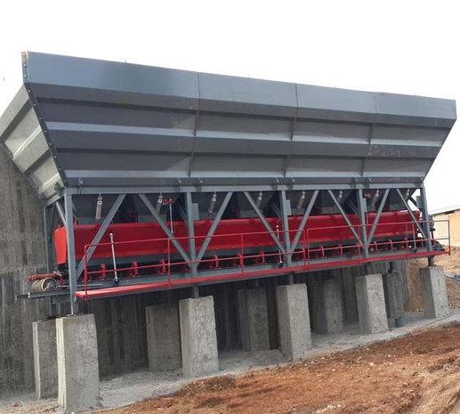 KSA - Cement production plant
