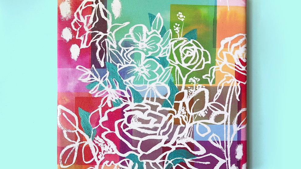 Piece 1: By Watercolor Devo (Amarilys Henderson)