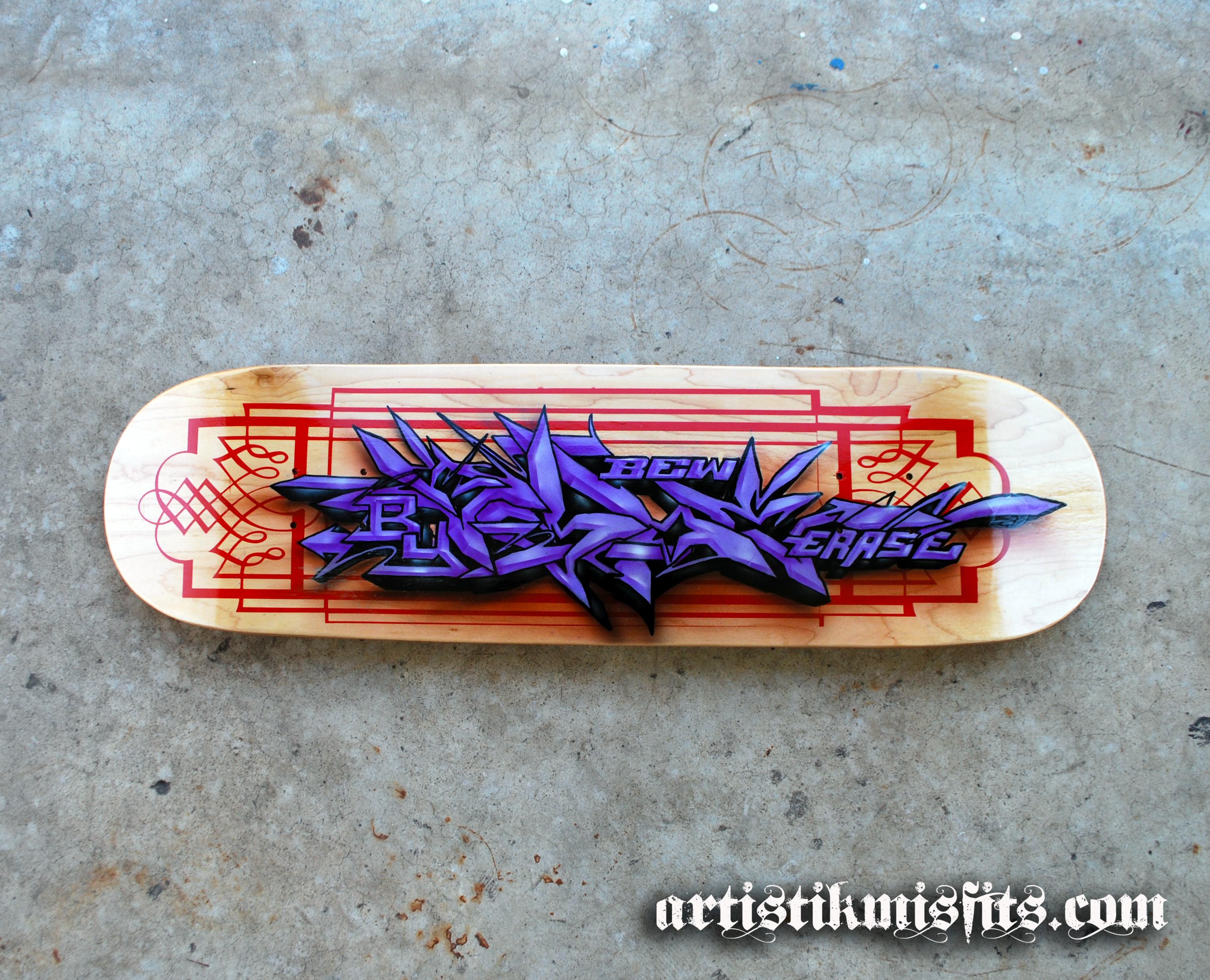 Sode_Skateboard