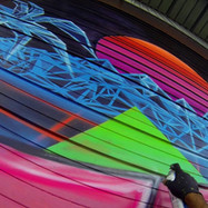 SODER x 80's Retro Graffiti