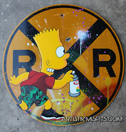 RailRoadSignBart