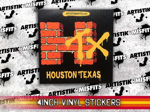 HTX Sticker