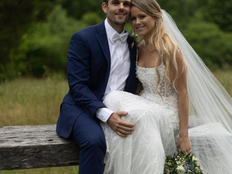 Wedding: Katie + Chris // Front Porch Farms