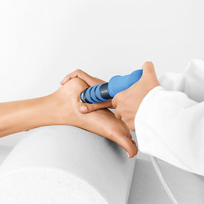 Shockwave Therapy to fix heel problems