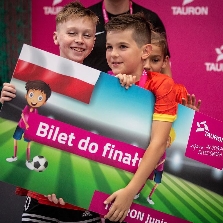 Turniej Finałowy TAURON CUP w kategorii U10