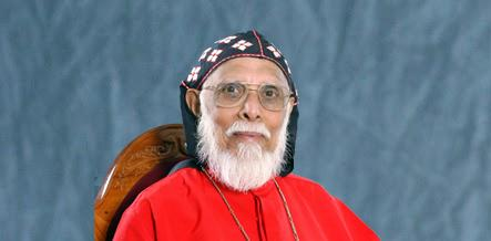 H. G. Dr. Thomas Mar Makarios