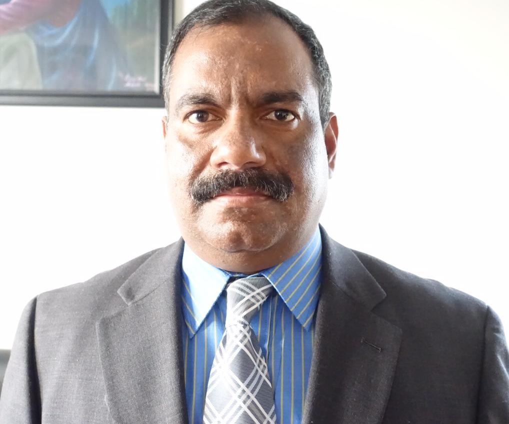 Saji M Varughese